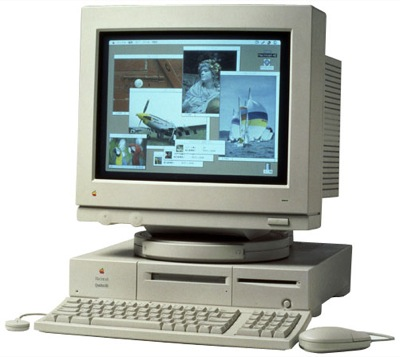 Apple History Com Macintosh Quadra 610