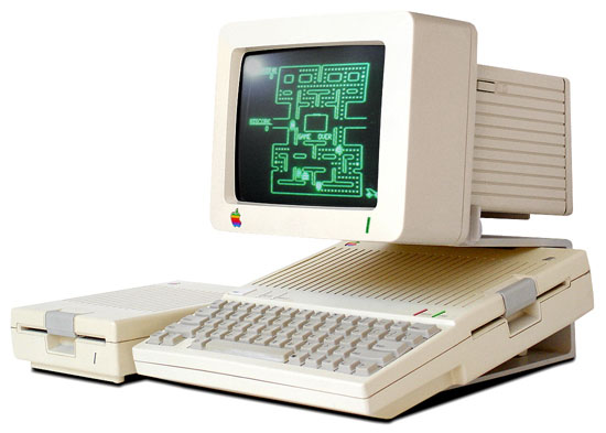 apple II c