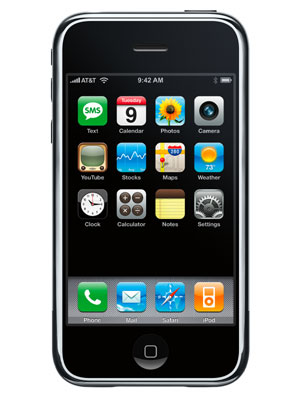 Apple History IPhone