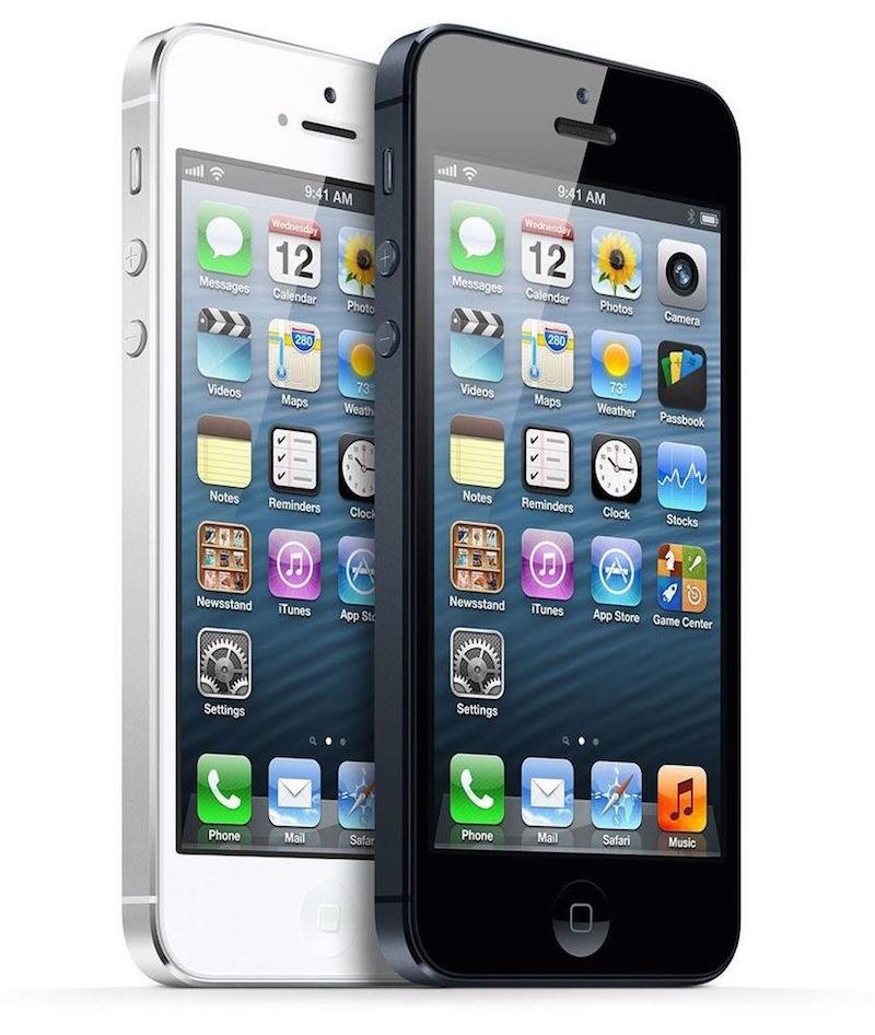 apple-history.com / iPhone 5