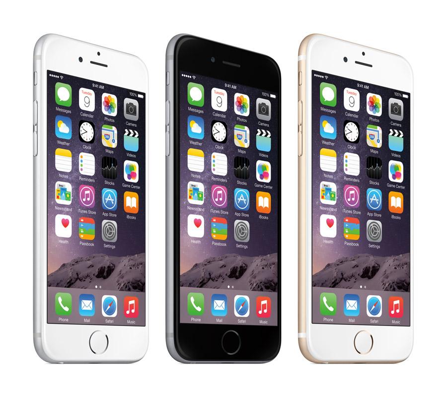 Apple History IPhone 6