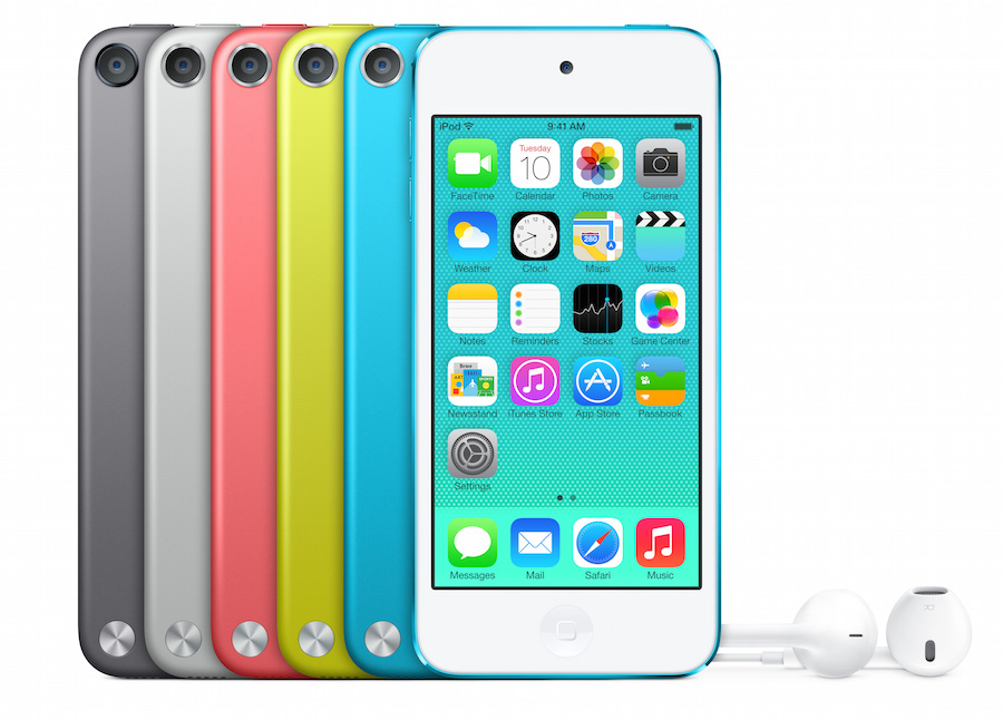Apple History Com Ipod Touch 5th Generation