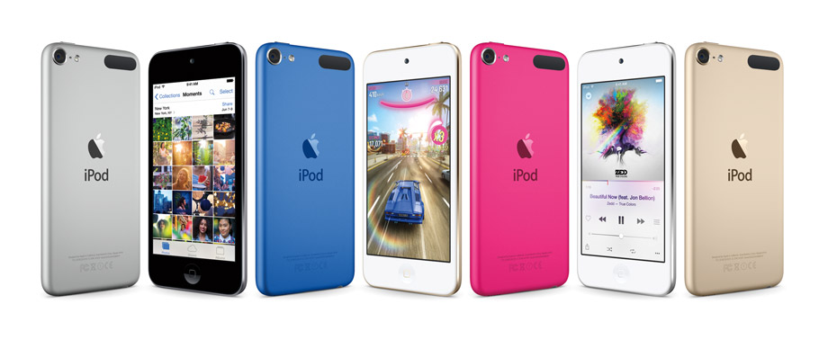 Apple History Com Ipod Touch 6th Generation