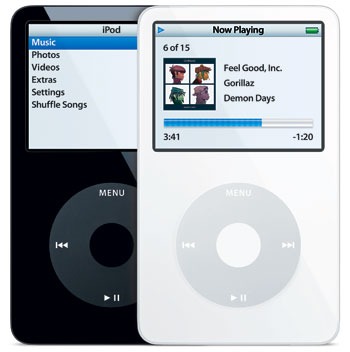 Apple History Com Ipod With Video