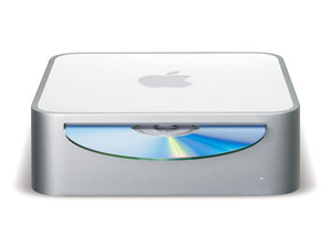 Mac mini - courtesy of apple-history.com